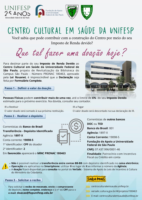 Doação Centro Cultural v1